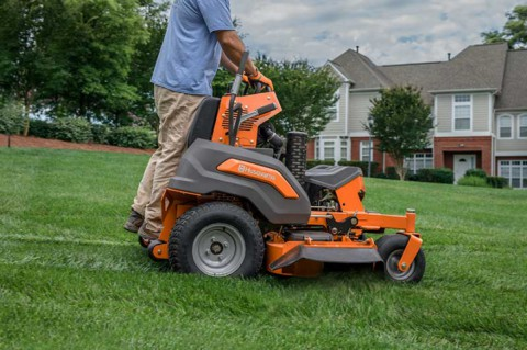 How a Compact Stand-On Zero Turn Mower Can Make You More Productive